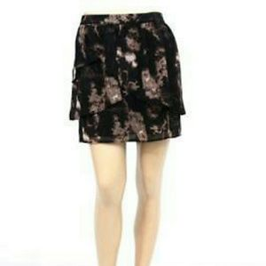Urban Outfitters Silence + Noise Tiered Skirt